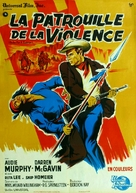 Bullet for a Badman - French Movie Poster (xs thumbnail)