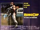 RoboCop - British Movie Poster (xs thumbnail)
