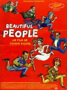 Beautiful People - French Movie Poster (xs thumbnail)