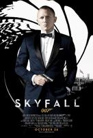 Skyfall - British Movie Poster (xs thumbnail)