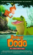 Kleiner Dodo - German Movie Poster (xs thumbnail)