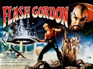 Flash Gordon - British Movie Poster (xs thumbnail)