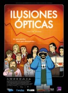 Ilusiones ópticas - French Movie Poster (xs thumbnail)