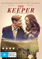 Trautmann - Australian DVD movie cover (xs thumbnail)