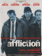 Affliction - French Movie Poster (xs thumbnail)