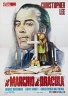 Scars of Dracula - Italian Movie Poster (xs thumbnail)