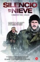 Silencio en la nieve - Spanish Movie Cover (xs thumbnail)