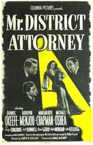 Mr. District Attorney - Movie Poster (xs thumbnail)