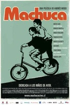 Machuca - Chilean Movie Poster (xs thumbnail)