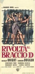 House of Women - Italian Movie Poster (xs thumbnail)