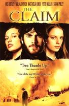 The Claim - DVD cover (xs thumbnail)