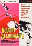Fantastic Voyage - Italian Movie Poster (xs thumbnail)
