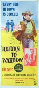 Return to Warbow - Australian Movie Poster (xs thumbnail)