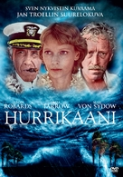 Hurricane - Finnish DVD movie cover (xs thumbnail)