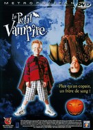 The Little Vampire - French DVD movie cover (xs thumbnail)