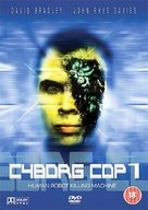 Cyborg Cop - British Movie Cover (xs thumbnail)