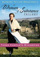 """""""A Woman of Substance"""" - DVD movie cover (xs thumbnail)"""