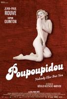 Poupoupidou - Danish Movie Poster (xs thumbnail)