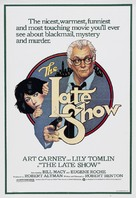 The Late Show - Movie Poster (xs thumbnail)