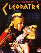 Cleopatra - French Movie Poster (xs thumbnail)