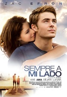 Charlie St. Cloud - Spanish Movie Poster (xs thumbnail)