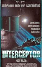 Interceptor - Finnish VHS cover (xs thumbnail)
