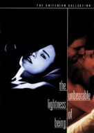 The Unbearable Lightness of Being - Movie Cover (xs thumbnail)