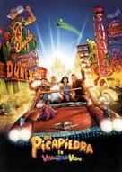 The Flintstones in Viva Rock Vegas - Spanish Movie Poster (xs thumbnail)