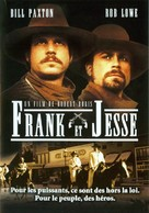 Frank & Jesse - French DVD movie cover (xs thumbnail)