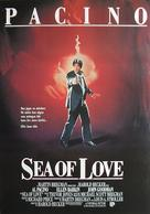 Sea of Love - Swedish Movie Poster (xs thumbnail)