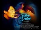 Blue Velvet - British Movie Poster (xs thumbnail)