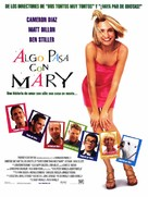 There's Something About Mary - Spanish Movie Poster (xs thumbnail)