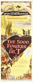 The 5,000 Fingers of Dr. T. - Movie Poster (xs thumbnail)