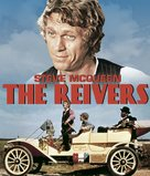 The Reivers - Blu-Ray cover (xs thumbnail)