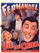 Une vie de chien - Belgian Movie Poster (xs thumbnail)