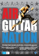 Air Guitar Nation - Australian Movie Poster (xs thumbnail)
