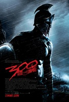 300: Rise of an Empire - British Movie Poster (xs thumbnail)