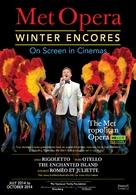 """Metropolitan Opera: Live in HD"" - Australian Movie Poster (xs thumbnail)"