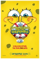 The SpongeBob Movie: Sponge Out of Water - Advance movie poster (xs thumbnail)