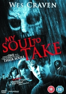 My Soul to Take - British DVD cover (xs thumbnail)