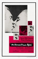 The Thomas Crown Affair - Movie Poster (xs thumbnail)