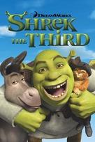 Shrek the Third - DVD movie cover (xs thumbnail)