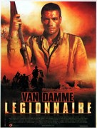 Legionnaire - French Movie Poster (xs thumbnail)