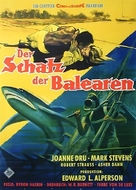 September Storm - German Movie Poster (xs thumbnail)