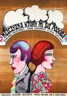 Un homme qui me plaît - Polish Theatrical poster (xs thumbnail)