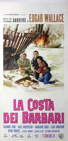 Coast of Skeletons - Italian Movie Poster (xs thumbnail)