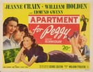 Apartment for Peggy - Movie Poster (xs thumbnail)