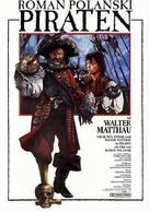 Pirates - German Movie Poster (xs thumbnail)