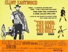 Il buono, il brutto, il cattivo - British Movie Poster (xs thumbnail)