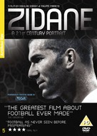 Zidane, un portrait du XXIe siècle - French Movie Cover (xs thumbnail)